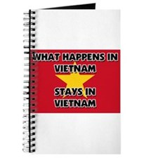 What Happens In VIETNAM Stays There Journal