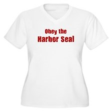 Obey the Harbor Seal T-Shirt