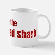 Obey the Bonnethead Shark Mug