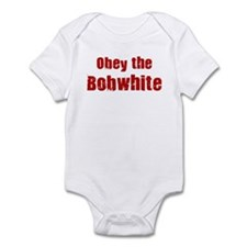 Obey the Bobwhite Infant Bodysuit
