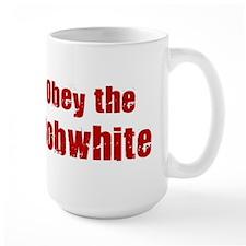 Obey the Bobwhite Mug