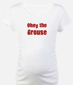Obey the Grouse Shirt