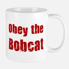 Obey the Bobcat Mug