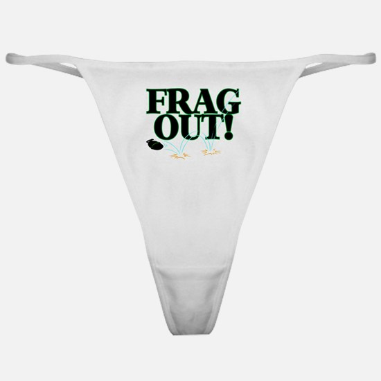 Frag Out Classic Thong
