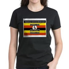 What Happens In UGANDA Stays There Tee