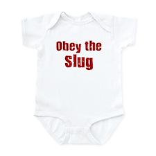 Obey the Slug Infant Bodysuit