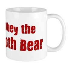 Obey the Sloth Bear Mug