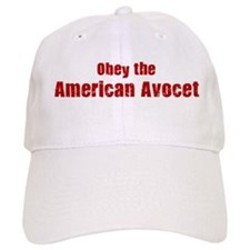 Obey the American Avocet Baseball Cap