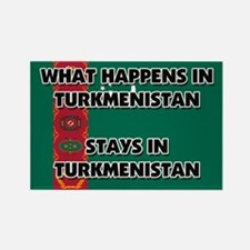 What Happens In TURKMENISTAN Stays There Rectangle