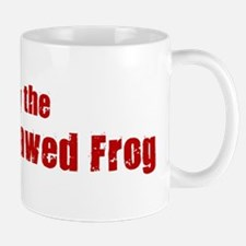 Obey the African Clawed Frog Mug