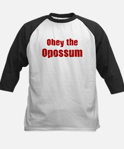 Obey the Opossum Tee