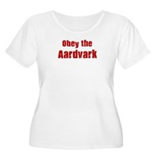 Obey the Aardvark T-Shirt