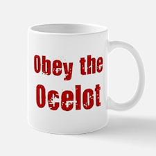 Obey the Ocelot Mug