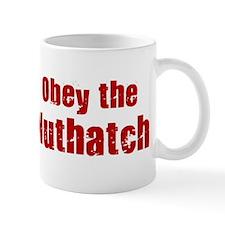 Obey the Nuthatch Mug