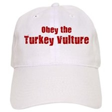 Obey the Turkey Vulture Hat