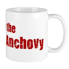 Obey the Northern Anchovy Mug