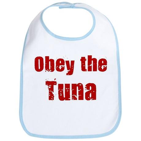 Obey the Tuna Bib