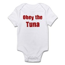 Obey the Tuna Infant Bodysuit