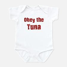 Obey the Tuna Infant Bodysuit