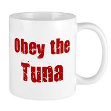 Obey the Tuna Mug