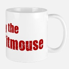 Obey the Tufted Titmouse Mug