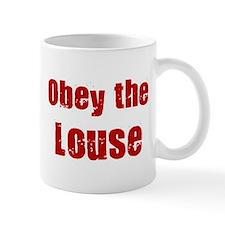 Obey the Louse Mug