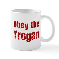 Obey the Trogan Mug