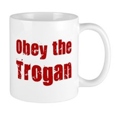 Obey the Trogan Mug