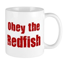 Obey the Redfish Mug