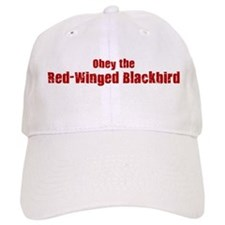 Obey the Red-Winged Blackbird Baseball Cap