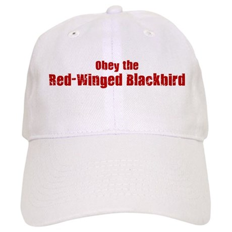 Obey the Red-Winged Blackbird Cap