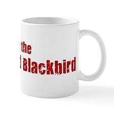Obey the Red-Winged Blackbird Mug