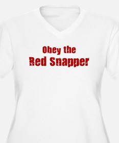 Obey the Red Snapper T-Shirt
