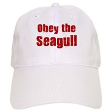 Obey the Seagull Baseball Cap
