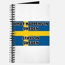 What Happens In SWEDEN Stays There Journal