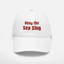 Obey the Sea Slug Baseball Baseball Cap