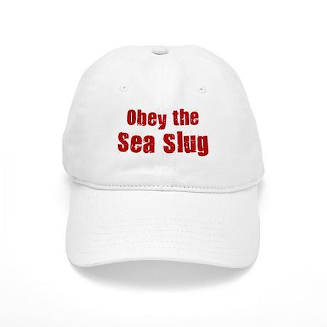Obey the Sea Slug Cap