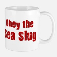 Obey the Sea Slug Mug