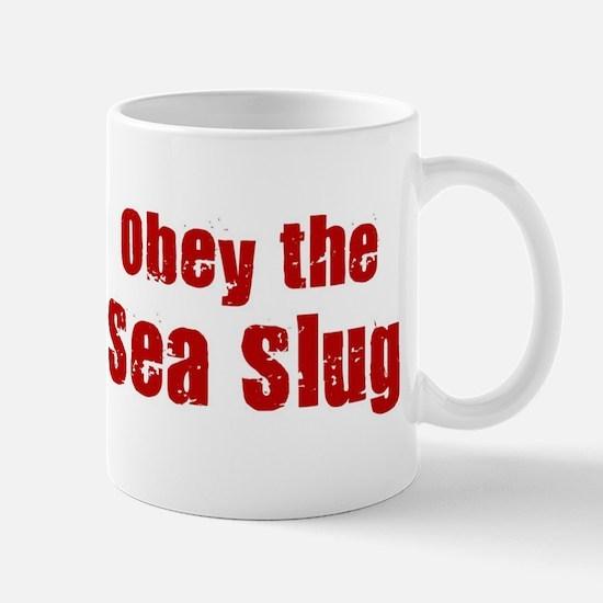 Obey the Sea Slug Mug