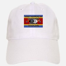 What Happens In SWAZILAND Stays There Baseball Baseball Cap