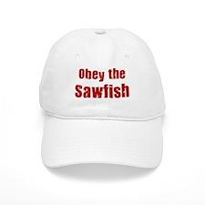 Obey the Sawfish Baseball Cap