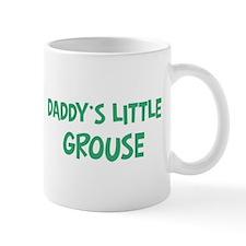 Daddys little Grouse Mug