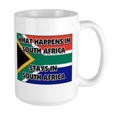 What Happens In SOUTH AFRICA Stays There Mug