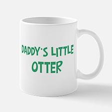 Daddys little Otter Mug