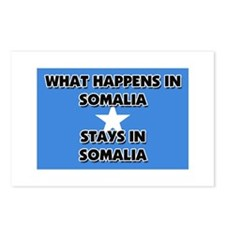 What Happens In SOMALIA Stays There Postcards (Pac