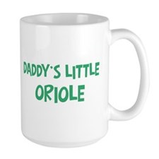 Daddys little Oriole Mug