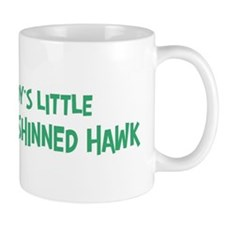 Daddys little Sharp-Shinned H Mug