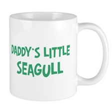 Daddys little Seagull Mug