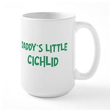 Daddys little Cichlid Mug