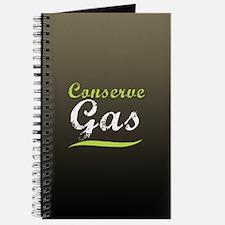 Gas Conservation Journal / Notebook